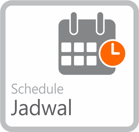 INFO: JADWAL PERKULIAHAN SEMESTER GANJIL PROGRAM STUDI PPKn T.A 2019/2020